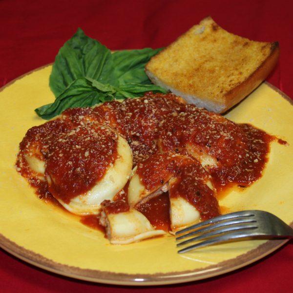 Jumbo Cheese Ravioli
