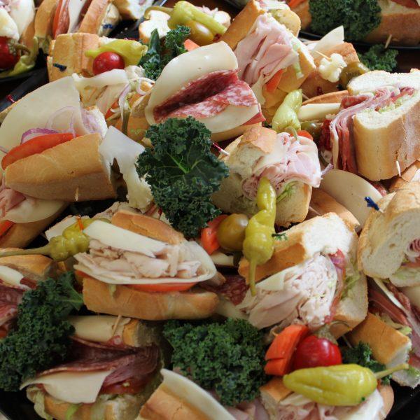 Large Sandwich Platter