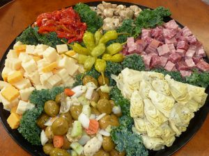 Corporate Events Itali antipasto platter by Italia Panetteria & Deli