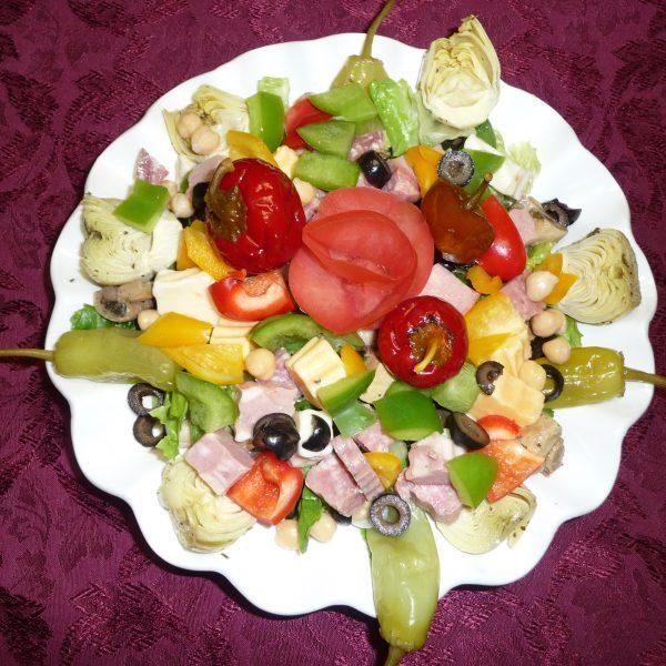 Italia Antipasto Salad
