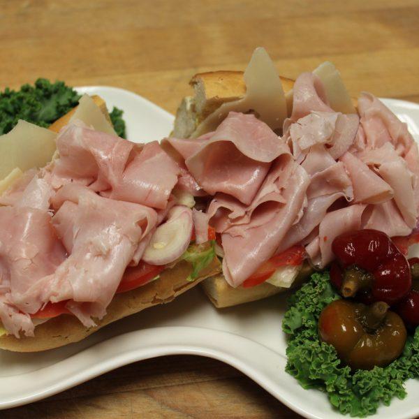 Ham & Provolone